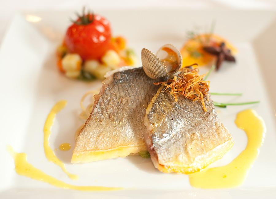 Photo culinaire Challans Vendée Assiette Présentation Menu Restaurant
